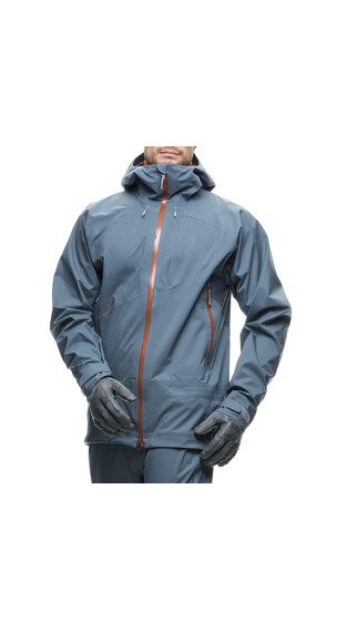 Houdini M's Ascent Jacket Shute blue